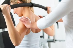 physiotherapeutische Betreuung